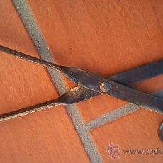 Antigüedades: PINZA BRASERO. Lote 104318964