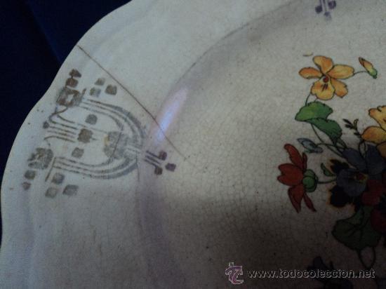 Antigüedades: EXTRAORDINARIA FUENTE DE AXPE. BILBAO. - Foto 3 - 34440118