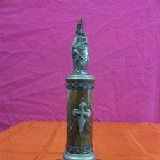 Antigüedades: VIRGEN DEL PILAR. Lote 34456133