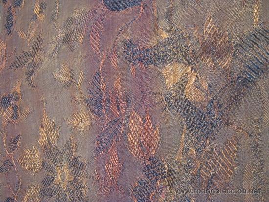 ANTIGUA COLCHA DE SEDINA (Antigüedades - Hogar y Decoración - Colchas Antiguas)