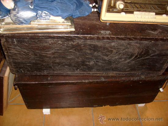 Antigüedades: baúl rústico - Foto 6 - 29432054
