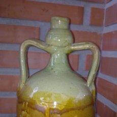 Antigüedades: ANTIGUO CANTARILLO VIDRIADO, PRECIOSO. Lote 34488032
