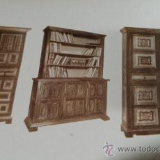 maple co ilustrations de meubles cat log comprar antig edades varias en todocoleccion. Black Bedroom Furniture Sets. Home Design Ideas