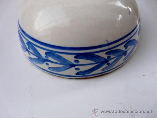 Antigüedades: CERAMICA PINTADA A MANO - Foto 8 - 34515958