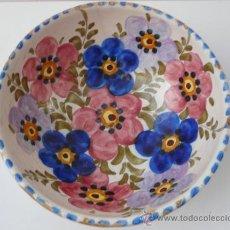 Antigüedades: CERAMICA PINTADA A MANO . Lote 34515958