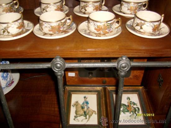 Antigüedades: cabecero cama de hierro - Foto 4 - 29047545