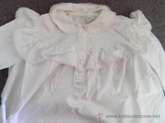 diseño atemporal último estilo de 2019 cliente primero Antiguo camisón de dormir hecho a mano - Vendido en Venta ...