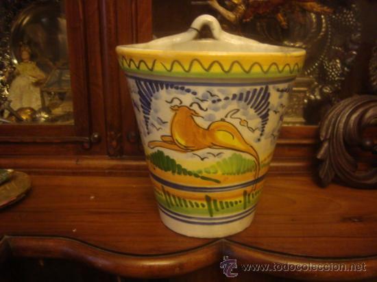Antigua maceta ceramica sevilla sevillana par comprar Macetas ceramica online