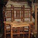 Antigüedades: SILLAS ANDALUZAS. Lote 34613012