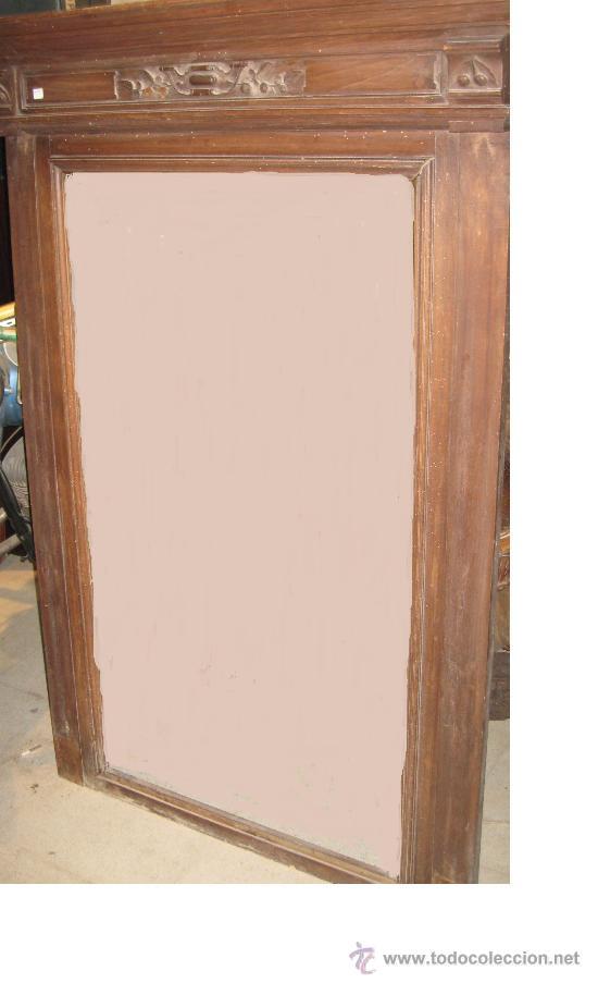 antiguo marco de madera - Comprar Marcos Antiguos de Cuadros en ...