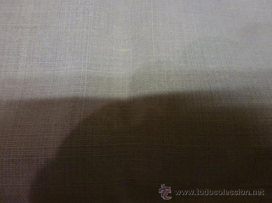 Antigüedades: mantel de lino mallorca - Foto 8 - 34660913