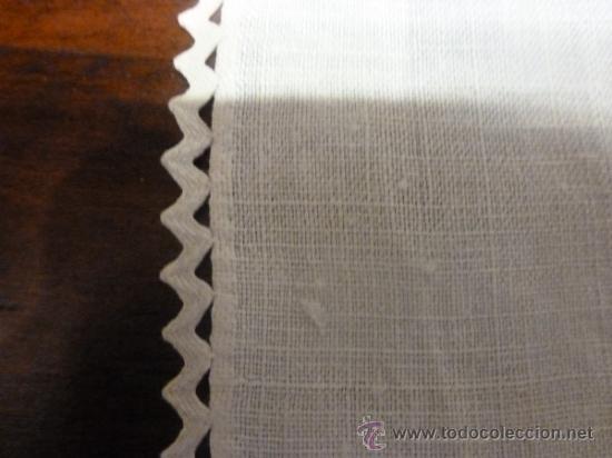 Antigüedades: mantel de lino mallorca - Foto 5 - 34660913