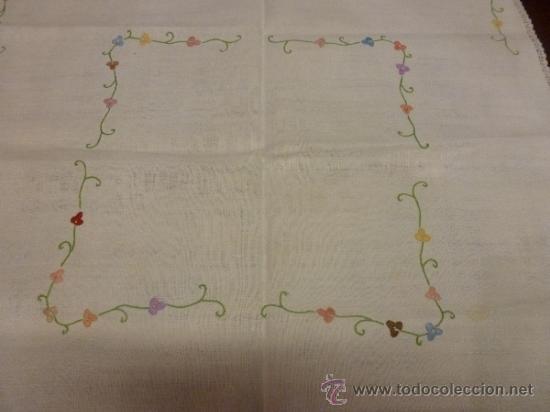 Antigüedades: mantel mallorca - Foto 7 - 34675099
