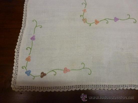 Antigüedades: mantel mallorca - Foto 4 - 34675099