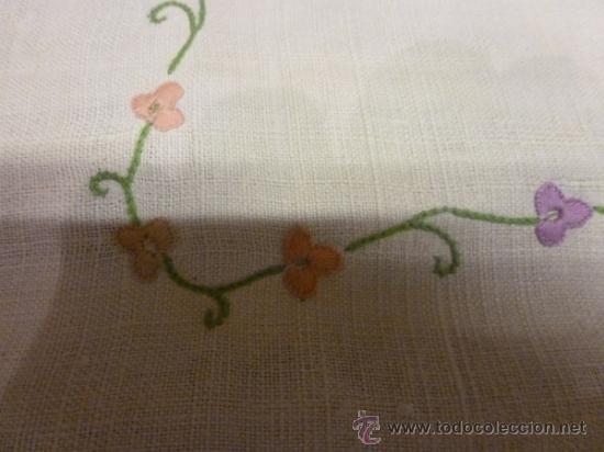Antigüedades: mantel mallorca - Foto 3 - 34675099