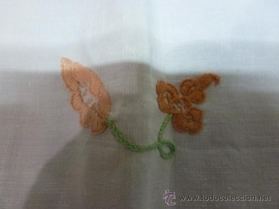 Antigüedades: mantel mallorca color - Foto 3 - 34676337