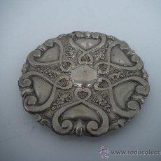 Antigüedades: PEQUEÑO PLATO DE PLATA. Lote 34682114