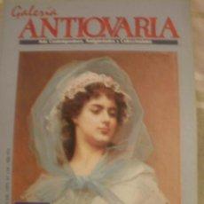 Antigüedades: GALERIA ANTIQVARIA. Lote 35716819