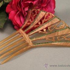 Antigüedades: ANTIGUA PEINETA DECO. Lote 34742176