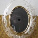 Antigüedades: PORTARETRATO .. DE CRISTAL Y METAL. Lote 34802595