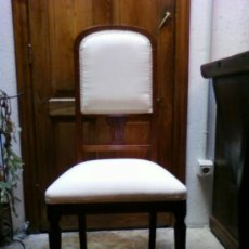 Antigüedades - SILLA TAPIZADA - 34850452