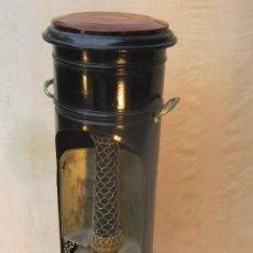 Antigüedades: ESTUFA ANTIGUA DE PETROLEO. Lote 34863986