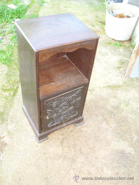 pequeña mesa mesita de siglo xix en madera de r - Comprar Muebles ...