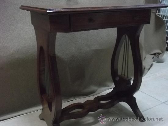 Antigüedades: mesa pata de lira - Foto 4 - 34895527