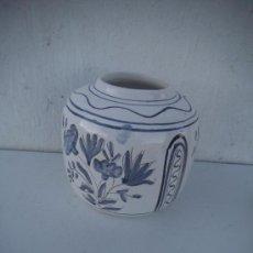 Antigüedades: JARRON POTE DE CERAMICA. Lote 34943627