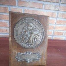 Antigüedades: RELICARIO RELIGIOSOS ALPACAR. Lote 35002435