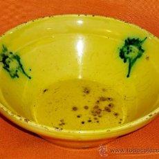 Antigüedades: ANTIGUO LEBRILLO CERÁMICA DE UBEDA 28 DE DIAMETRO X 10 DE ALTO. Lote 35054634