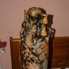 Antigüedades: ANTIGUA CERÁMICA VIDRIADA. - . Lote 35094270
