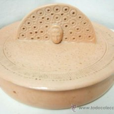 Antigüedades: ANTIGUA RARA CAJA - FIRMADA. Lote 35149797