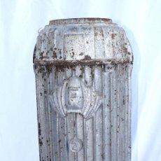 Antigüedades: ANTIGUA ESTUFA EN HIERRO AÑOS 30 IDEAL DECORACION RAYO Nº 2. Lote 35168752