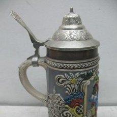 Antigüedades: PRECIOSA JARRA DE CERÁMICA DES GASTES SPAB. Lote 35172343