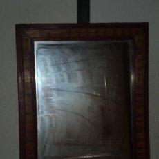 Antigüedades: ESPEJO PRINCIPIOS DEL S XX PARA RESTAURAR. Lote 35209930