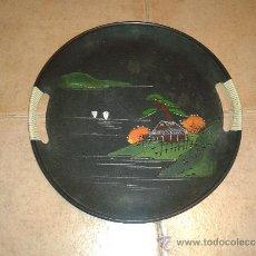 Antigüedades: BANDEJA VINTAGE - AÑOS 50. Lote 35211766