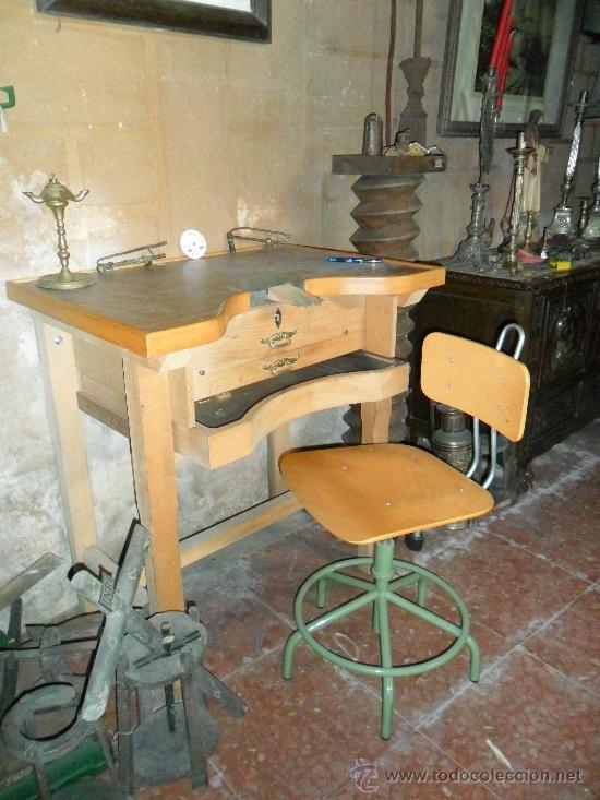 Mesas antiguas segunda mano vendido com mesa antigua - Muebles antiguas de segunda mano ...