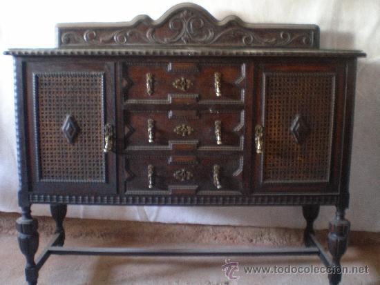 Muebles de salon comedor antiguos comprar aparadores for Muebles de comedor antiguos