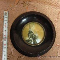 Antigüedades: IMAGEN ENMARCADA / AÑOS 50. Lote 35326117