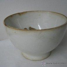 Antiquités: ANTIGUO TAZON SAN CLAUDIO OVIEDO. Lote 28083409