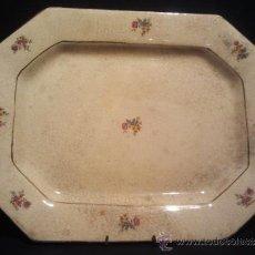 Antigüedades: BANDEJA OCHAVADA DE PICKMAN. . Lote 35337387