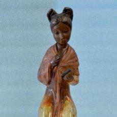 Antigüedades: BONITA FIGURA DE LLADRÓ. Lote 35537306