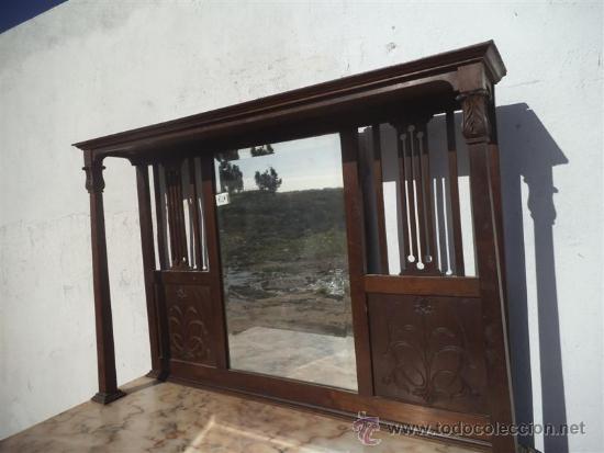 Antigüedades: mueble aparados artenova con azulejos en las puertas - Foto 3 - 35426317