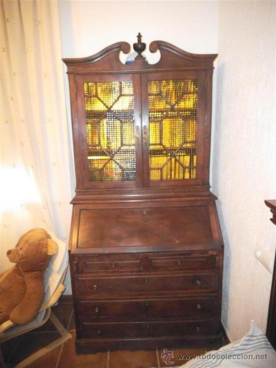 mueble escritorio ingles - Comprar Escritorios Antiguos en ...