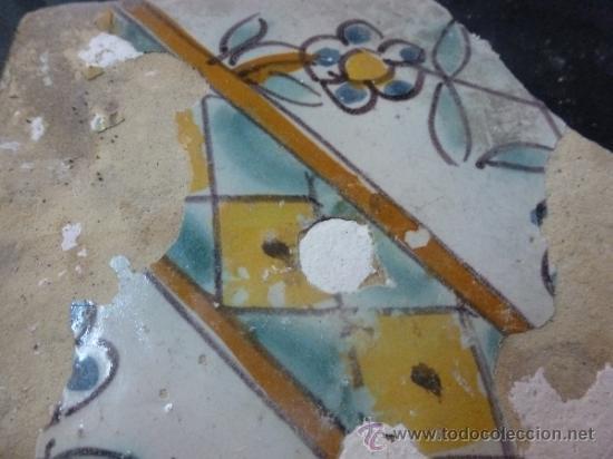Antigüedades: azulejo - Foto 4 - 35435200