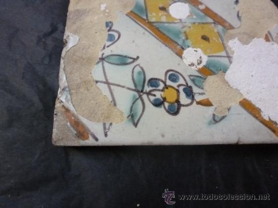 Antigüedades: azulejo - Foto 3 - 35435200