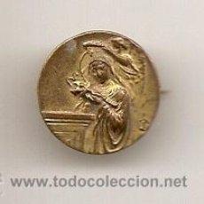 Antigüedades: INSIGNIA RELIGIOSA. Lote 35525190