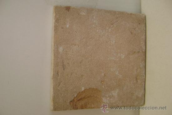 Antigüedades: AZULEJO DE ALCORA.SIGL0 XVIII.VALENCIA - Foto 2 - 35525879
