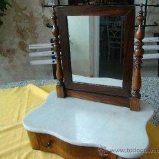 Antigüedades: PEQUEÑO TOCADOR. Lote 35555107